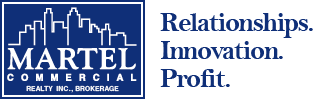 Martel Commercial Realty Inc., Brokerage